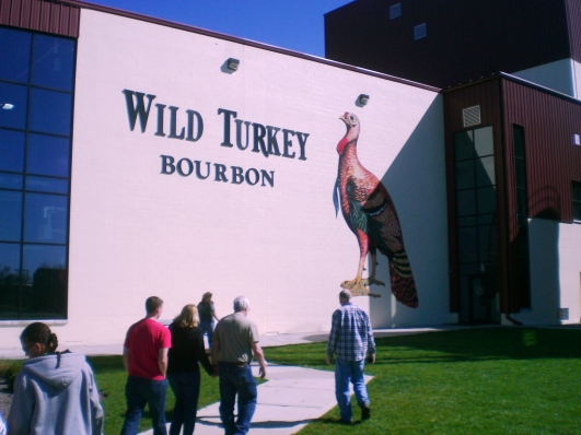 Wild Turkey New Distillery
