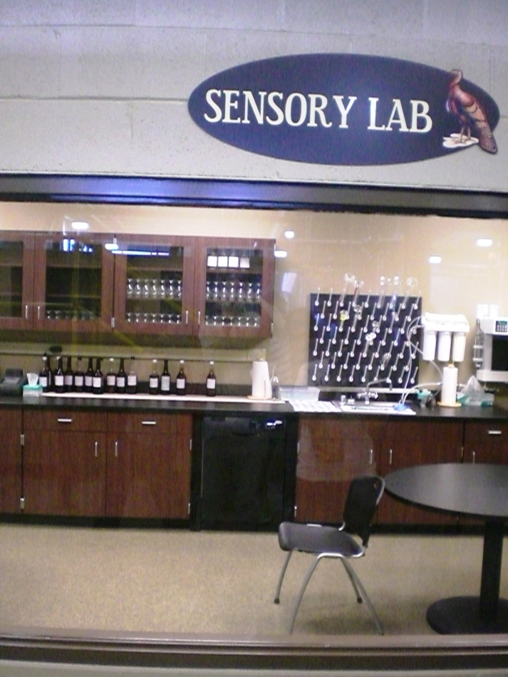 Sensory Lab - No Drinking