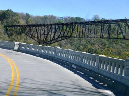 Kentucky River Bridge