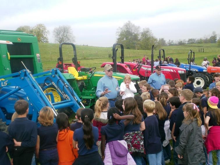 Farm and Hay Equipment