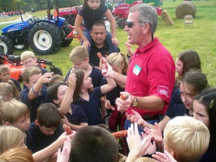 Mike Jernigan, TN Farm Bureau