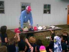 Many Hats of a Farmer