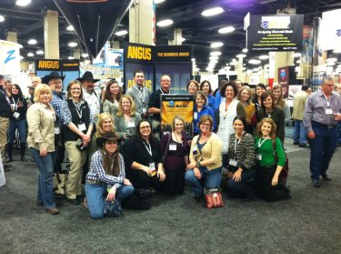 It's the Tweetup group!
