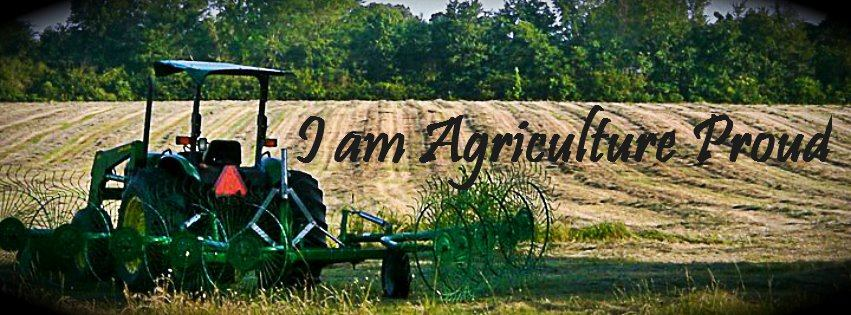 AgProud Facebook Cover Photo Tractor
