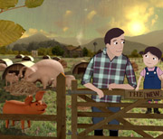 Image from HSUS video