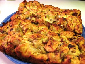 Pull Apart Bacon Bread Recipe