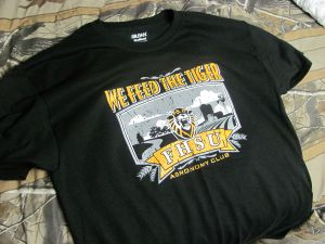 Agronomy Club Tshirt Fort Hays Kansas