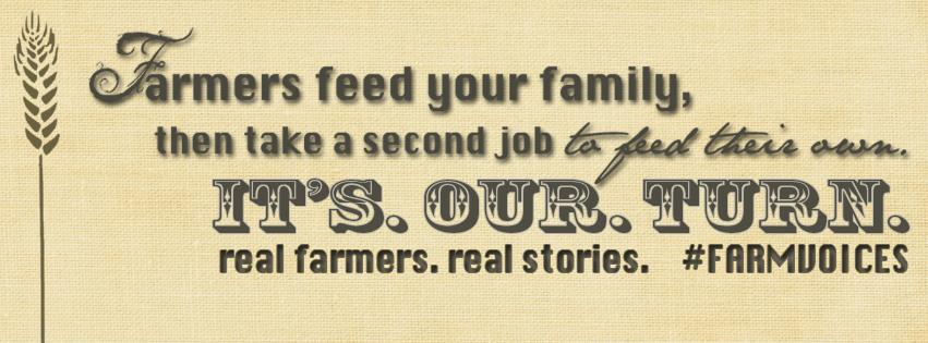 earth day farm voices facebook cover photo