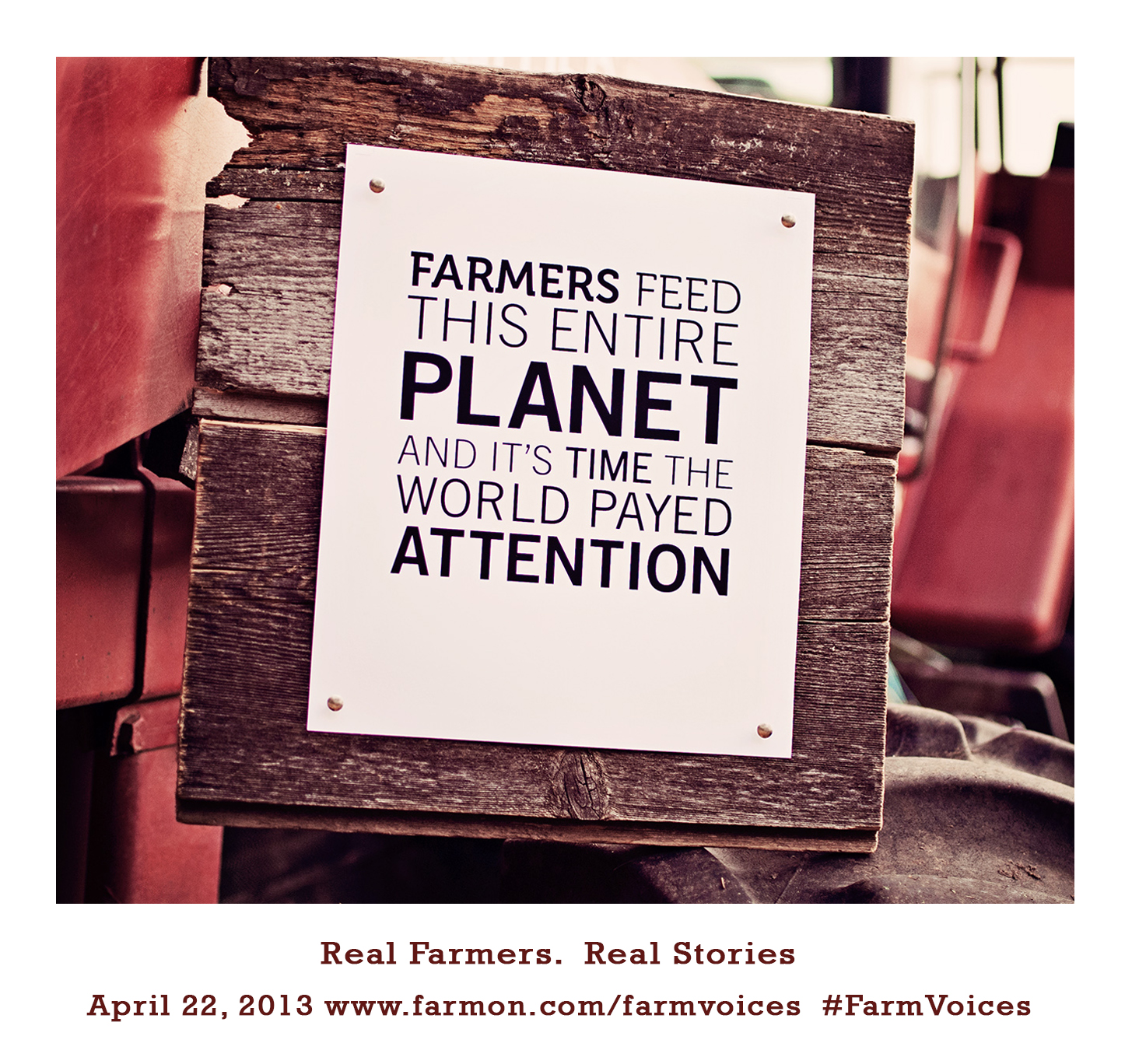 Farmers Day Quotes: An Opportunity For #FarmVoices