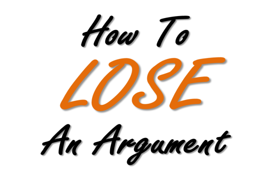 how to lose an argument in food and agriculture conversations