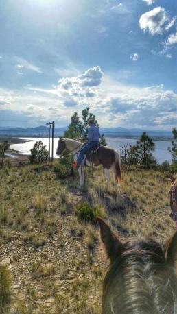 Horse Riding Helena Montana