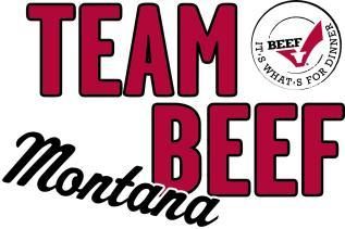 Team Beef Montana