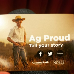 i am agriculture proud advocacy