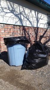 pick up your trash road litter
