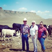 Montana Ranchers Butch Doreen Gillespie