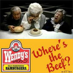 wendys wheres the beef