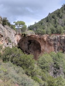 Arizona Tonto Natural Bridge State Park