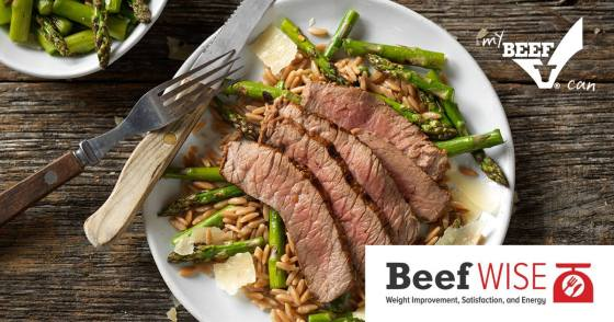 Beef's Role in Weight Improvement, Satisfaction, and Energy